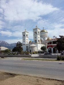 Pravoslavný chrám v Baru